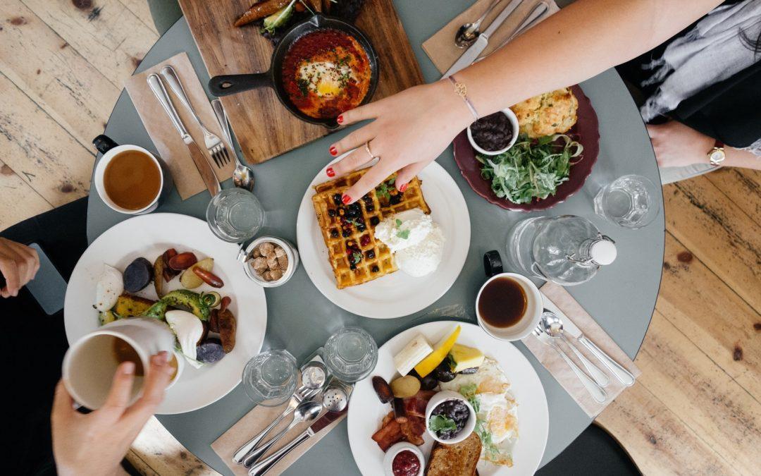 Le business du scénario : faisons un déjeuner !